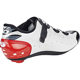 Sidi Kaos Shoes Herre white/black/red